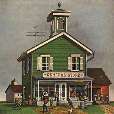 pioneer store