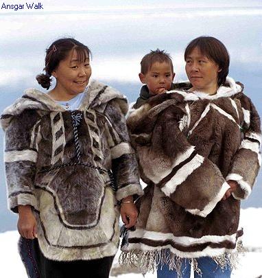 Clothing Worn In The Arctic Canada S, Eskimo Coat Name